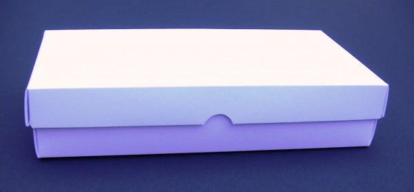 Stülpdeckel-Box LangDIN 4,5 cm hoch