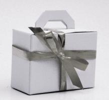 Kofferbox klein, WEISS