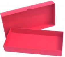 Stülpdeckel-Box Lang-DIN 2,5 cm hoch