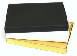 Klappdeckel-Box DIN A5 flach, Höhe 2,2 cm