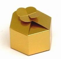 Hexagon-Box klein