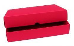 Stülpdeckel-Box DIN A6 Höhe 4 cm